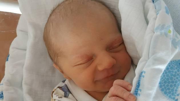 Vojtěch Sochor z Velhartic se narodil v klatovské porodnici 21. dubna v 5:18 hodin (2960 g, 50 cm). Maminka Marie a otec Miloslav dopředu věděli, že jejich druhé dítě bude chlapeček. Doma se na Vojtíška těší dvouletý Jakoubek.