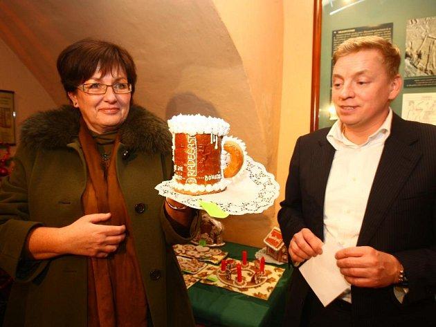 Soutěž o nejkrásnější perníčky, kterou vyhlásilo plzeňské Pivovarské muzeum už zná své vítěze