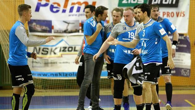 Ondřej Šafránek (vlevo).