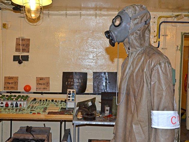 Bývalé podzemní sklady sovětské jaderné munice nedaleko Míšova se staly muzeem, v němž si na své přijdou milovníci techniky, historie, armády i tajemna.