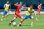 První výhru v rámci letní přípravy si připsali na účet fotbalisté karlovarské Slavie, když porazili Teplice B 2:0.