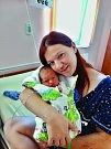 Andrea Janouškovcová se narodila 17. června v 18:27 mamince Andree a tatínkovi Ladislavovi z Plzně. Po příchodu na svět v plzeňské fakultní nemocnici vážila jejich prvorozená dcerka 3178 gramů a měřila 49 centimetrů.