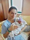 Anna Teřlová se narodila 9. května v8:40 mamince Gabriele a tatínkovi Michalovi zPlzně. Po příchodu na svět vplzeňské FN vážila jejich prvorozená dcerka 2980 gramů a měřila 49 centimetrů.