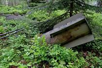 Nejčastější nálezy? Munice z doby poválečné, kterou používaly armády bývalé Varšavské smlouvy. Objevovala se ale také německá munice z druhé světové války.