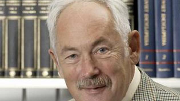 Držitel Nobelovy ceny za fyziku.