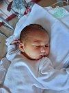 Vojtěch Čapek se narodil 12. listopadu v 1:29 mamince Evě a tatínkovi Františkovi z Toužimi. Po příchodu na svět ve FN Plzeň vážil bráška osmileté Natálky a jedenáctiletého Samuela 3810 gramů a měřil 52 centimetrů.