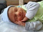 Adámek Velich se narodil 12. ledna v 10:33 mamince Kristýně Hykšové a tatínkovi Vladislavovi z Plzně. Po příchodu na svět vážil jejich syn 2980 gramů a měřil 48 cm.