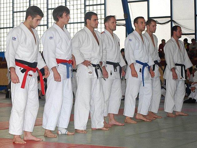Judisté JC Plzeň zachránili pro Plzeň extraligu družstev.
