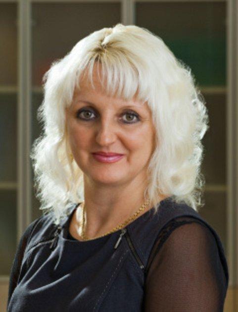 Náměstkyně pro ošetřovatelskou péči Fakultní nemocnice Plzeň Andrea Mašínová.