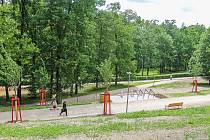 Nová podoba Lochotínského parku