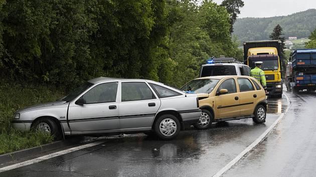 Smrtelná nehoda v Plasích.