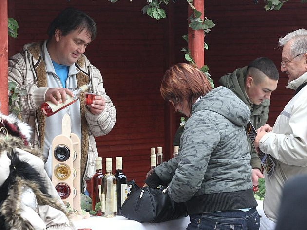 Svatomartinská vína, vlněné ponožky, staročeská jídla nebo flašinetář v uniformě z první světové války. To jsou některá lákadla, která nabízí Martinské trhy na náměstí Republiky v Plzni