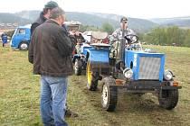 Traktoriáda v Úterý
