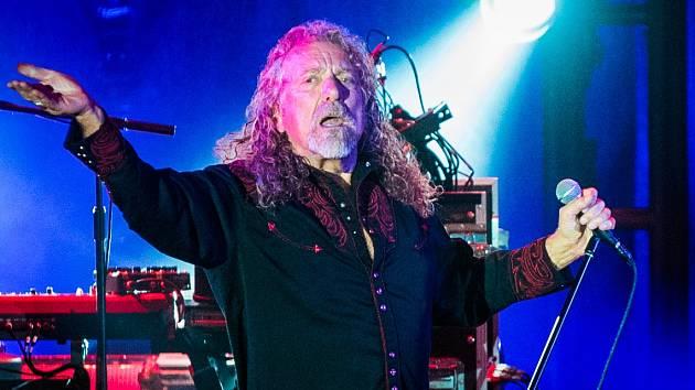 Robert Plant zahrál v Plzni