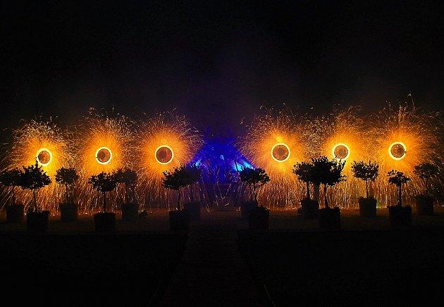 Barokní ohňostroj