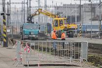 Přestavba hlavního vlakového nádraží v Plzni