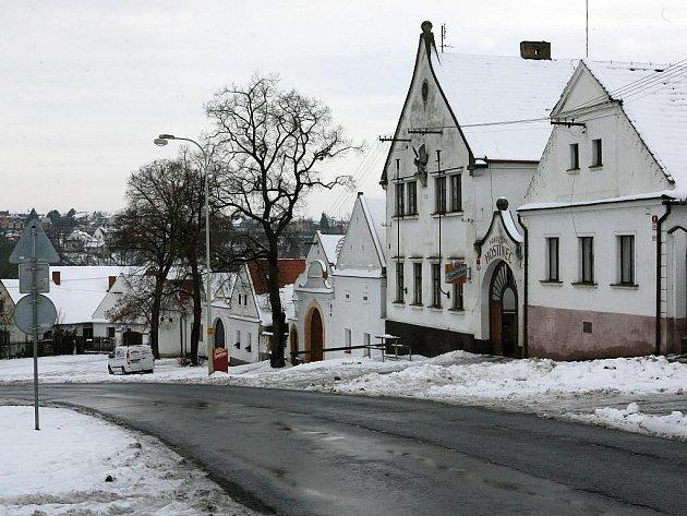 Koterovská náves