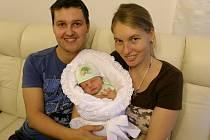 Manželé Josef a Hana Tietzovi z Kyšic přivítali na světě svého prvorozeného syna Tomáše (3,55 kg, 51 cm), který přišel na svět v neděli dne 4. 11.2012 v 18:57 hod ve FN v Plzni
