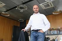 Kancelář generálního ředitele Škoda Transportation Josefa Bernarda