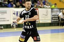 Klíčový muž sestavy házenkářů Talent Plzeň Michal Tonar patří i k nejlepším hráčům extraligy, což uznali i odborníci, když třiadvacetiletou spojku zařadili do all-stars soutěže.