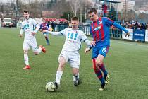 I. celostátní liga dorostu: Viktoria Plzeň - Baník Ostrava