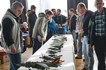 Výstava plastikových modelů Kitfest ve Stodě