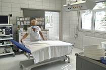 Do přístavby Stodské nemocnice se nastěhovala gastroenterologie a v novém je i JIP a plicní ordinace.