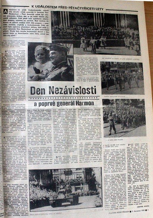 Nová Pravda, 5. 7. 1990