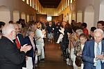Danuši Bělohlávkové aplaudovaly k 90. narozeninám plné Masné krámy