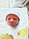 Kryštof Poláček se narodil 15. července v 1:13 mamince Monice Laškové a tatínkovi Otakarovi z Plzně. Po příchodu na svět ve FN vážil jejich prvorozený synek 3390 gramů a měřil 48 cm.