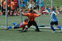 Fotbalový turnaj Mc Donald's Cup v Plzni
