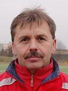 Trenér Viktorie Josef Dobrý.