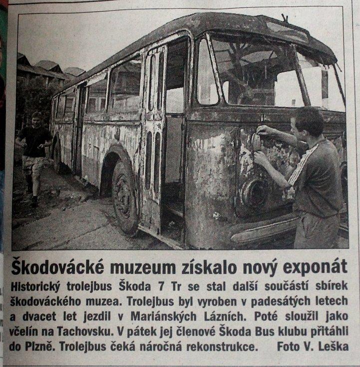 Plzeňský deník, 8. 7. 2005