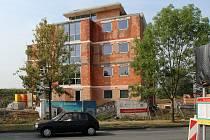 Výstavba bytů Panorama Bolevák v ulici U velkého rybníka