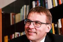 Plzeňský biskup Tomáš Holub