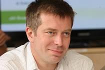 Technický náměstek primátora Petr Rund (ODS)