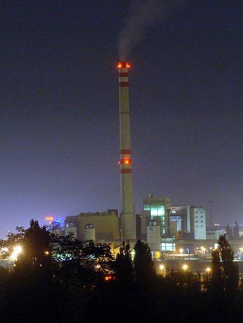 Plzeňská teplárenská.