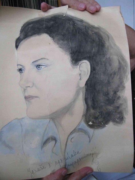 Bočánková - portrét od spoluvězenkyně