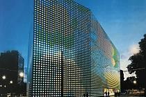 Plánovaná podoba nové galerie.