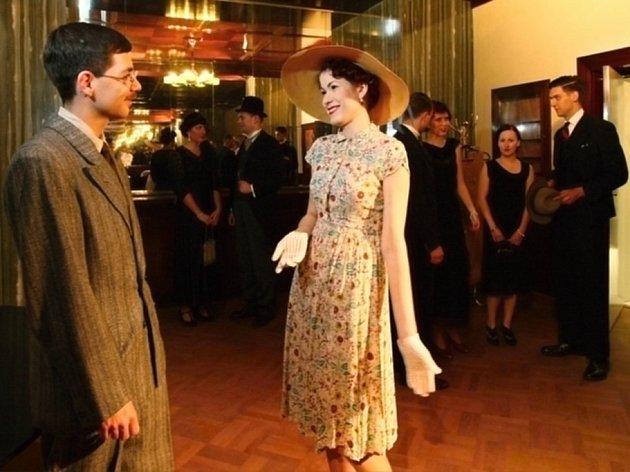 Loosovy interiéry v Bendově ulici ovládla móda z 20. a 30. let minulého století