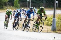 V Plzni a blízkém okolí města se uskutečnil osmý a devátý podnik Českého poháru v silniční cyklistice mládeže a žen.
