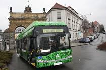 Hybridní autobus Škoda H12