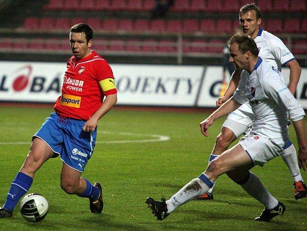 Pavel Horváth (vlevo)