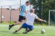 Fotbalový turnaj ve Zruči