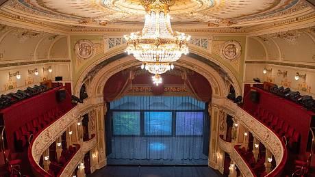 Divadlo J. K. Tyla v Plzni. Ilustrační foto