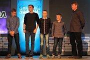 Mladší žáci volejbal Kralovice