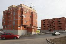 Výstavba bytů v Plzni u Boleveckého rybníka