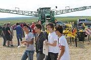 Zemědělská výstava na Hadačce