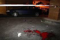 Policie pronásledovala ujíždějící auto z Prahy až do Plzně