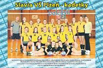 Slavia VŠ Plzeň - kadetky